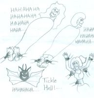 ticklish hell by rtickler