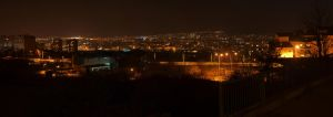 View on Kosice , Slovakia by sparcosk