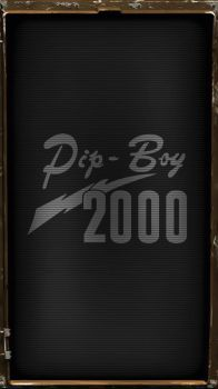 Pipboy 2000 Classic (White) by sitrirokoia