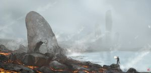 The lost planet by Eaworks