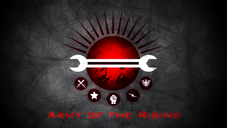 Army of the Rising - Emblem by Nyctaeus
