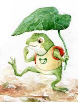 The frog by kinly