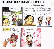 Adventures of Jeff and Ted pt2 by Seal-of-Metatron
