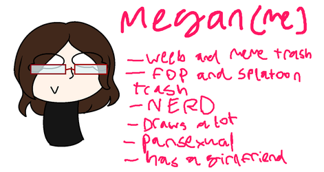 Accurate picture of me by OctoWeeb