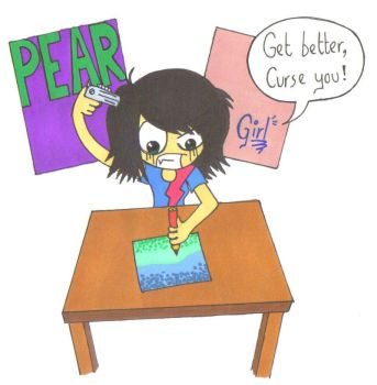 Self Motivation by PearGirl