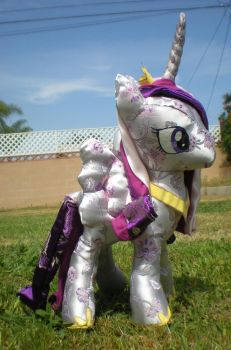 Princess Cadence ragdoll view 2 by joitheartist