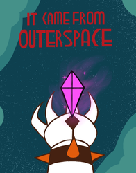 It Came From Outer Space - Poster 2 by Teargass1234