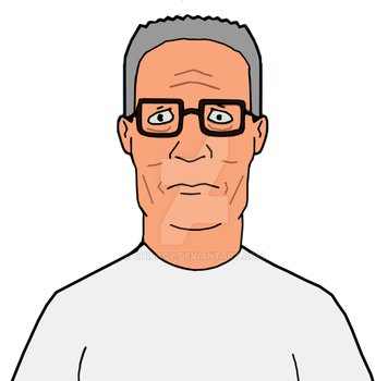 Hank Hill 2017 by Chiracy