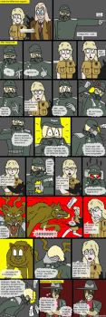 Hellsing bloopers 25-Clueless by fireheart1001