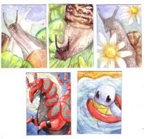 ACEO's #1 by Kampfkewob