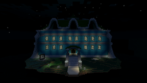 Minecraft - Luigi's Mansion by Ludolik