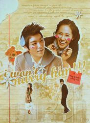 FF poster - I WON'T MARRY HIM by lovocholate