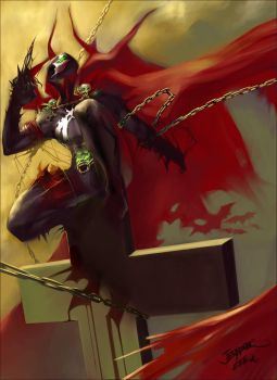 SPAWN by JenZee