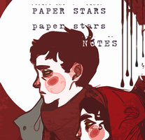 -Paper Stars Notes, Themes + Symbols- by HennaFaunway