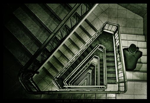 The Way Down by gilad