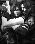 Ada and Leon (2) by PhlegmaticPerson
