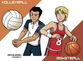 Play Sport Rex and Noah by 4eknight11