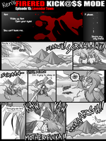 FireRed Kick@$$ Mode Ep.15-1 by YinDragon