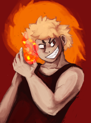 Bbbbbakugou by Deercliff