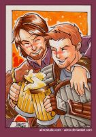 PSC - Alistair and Teagan by aimo