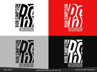 RS Logos by RobbieSimpson93