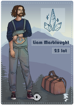 MoW: Liam Marblought by Famion