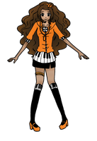 Aliciane STRONG Concept Art by Shaman-Hearts