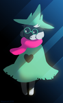 Ralsei by Mayocat