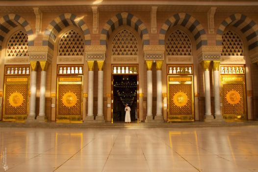 The gates of mercy by Special-Hussein