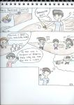 Percy Jackson Comix 1 by AubArt