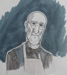 James Cromwell as Dr. Arden by VIPiercer