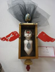 Red Cross Assemblage by bugatha1