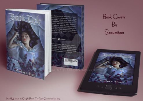 Dreamy Book Cover2 by aaTmaHira