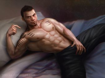 James Vega by ynorka