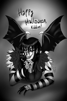 Happy Halloween by Gothchick1995