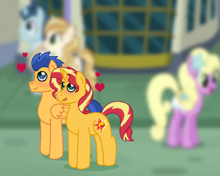 Flashimmer request by CookieK17