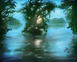 Tranquility by Griatch-art