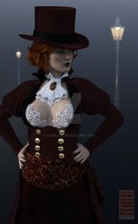 Scandalous Aurore S by sawill77