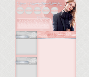 Rosie Huntington-Whiteley layout 5 by VelvetHorse