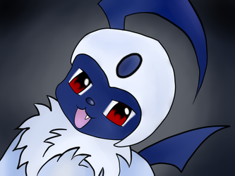 Pokemon: Absol by RebeccaProductions