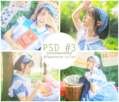 [ Coloring ] PSD #3 by NabelongstoQ