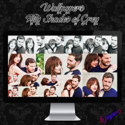 Fifty Shades of Grey Wallpaper 2 by dalilasweetbaby