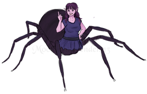 Conversational Arachnid by Moonlight-pendent13