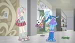 MLP Equestria Girls Good Vibes Moments 2 by Wakko2010