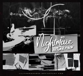 Nightmare Texture Pack #15 by LilithDemoness