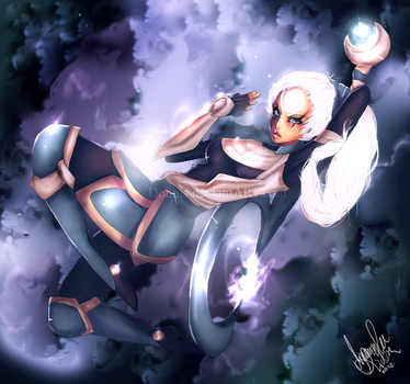 Diana - League of Legends by Donnis