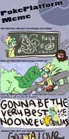 PP - ohlookatallthosepeople by Fish-tang