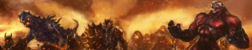 Apocalypse by PaladinPainter