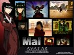Mai from Avatar by BellaTytus