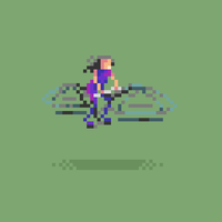 Hover Bike by hivernoir